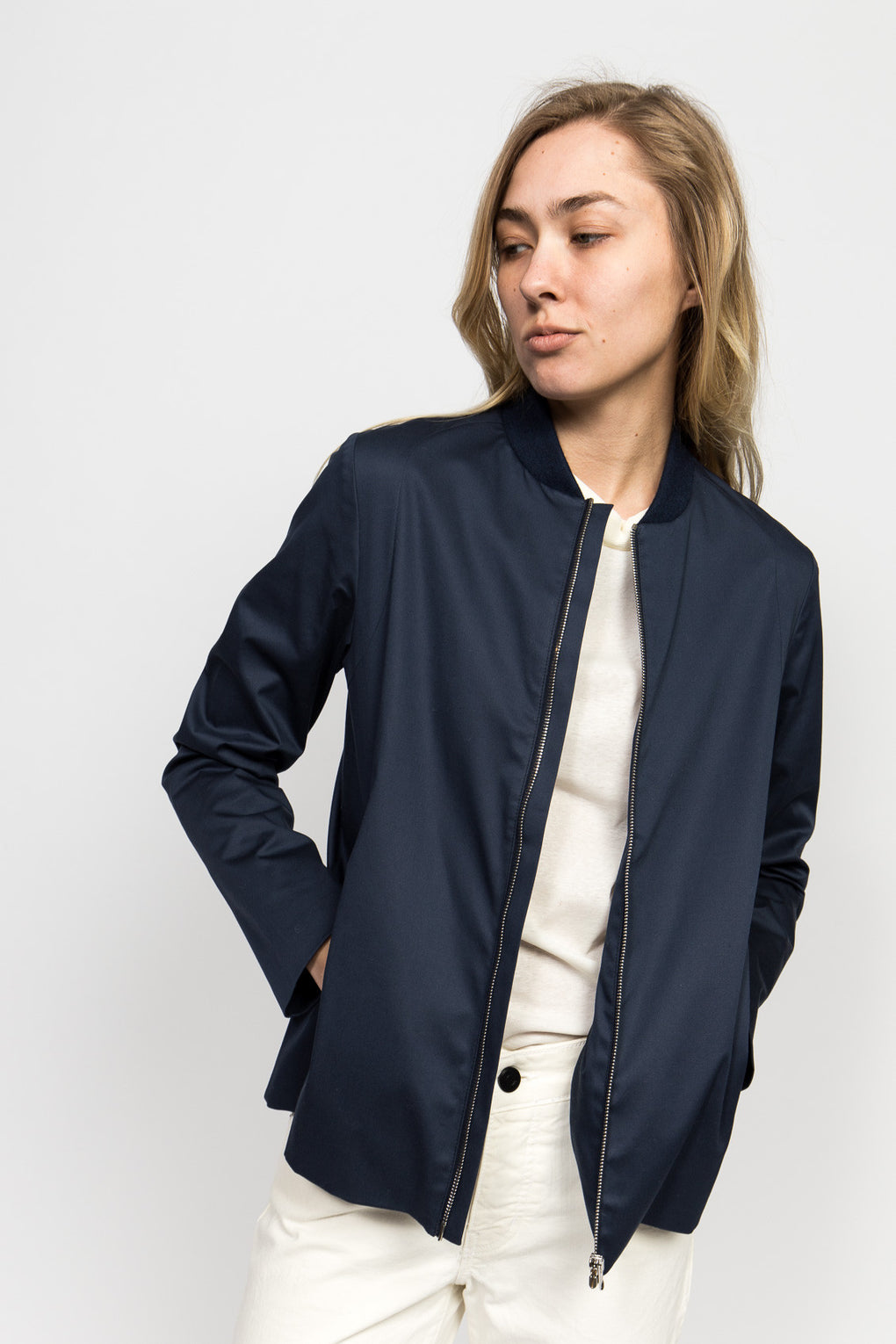 Dora Cotton Stretch Jacket