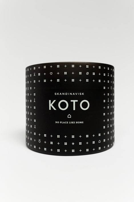 4-Wick KOTO Scented Candle