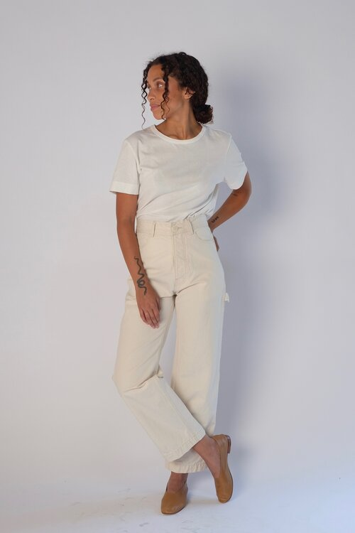 Jesse Kamm - Handy Pants in Natural - Idun - St. Paul - Kamm Pants