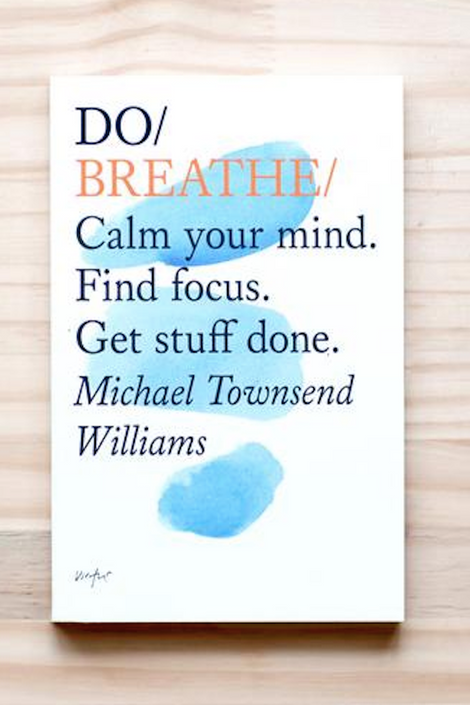 do breathe-do book company-inspirational book-idun-saint paul