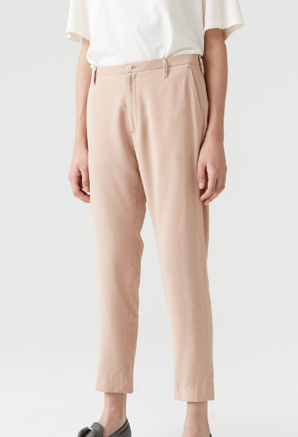 Hope Krissy Trouser in Pink Sand-Pink Trouser