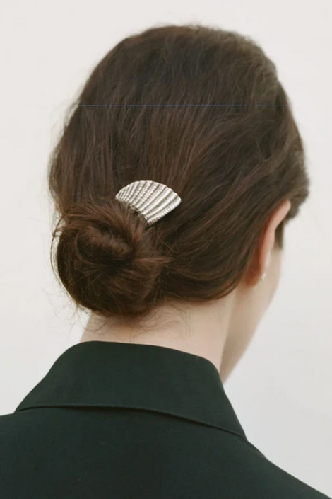 Another Feather - shell hair comb - St. Paul - Idun