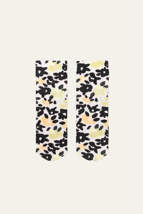 Stine Goya-Verita socks-floral socks-Stine Goya socks-Idun-St. Paul