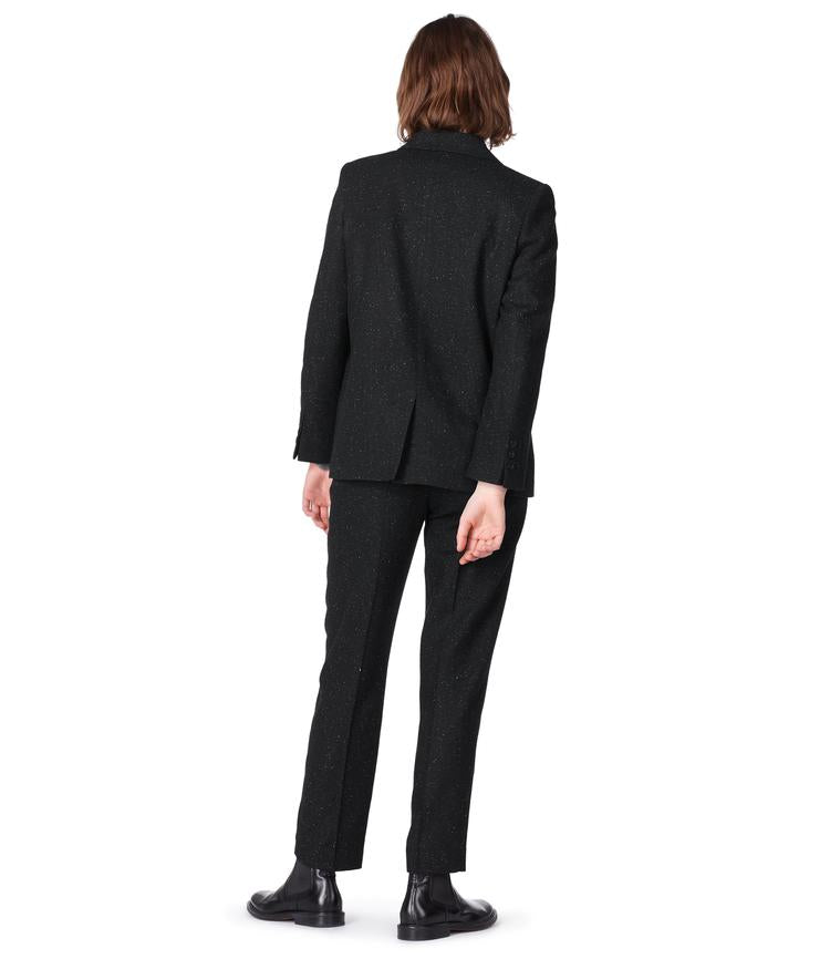 A.P.C.-A.P.C. Prune blazer-black tweed blazer-Idun-St. Paul
