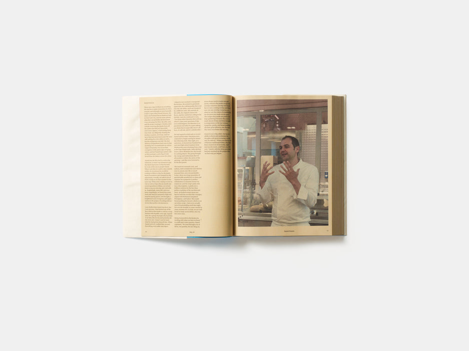 Bread is Gold-Massimo Bottura-bread cookbook-Phaidon-Idun-St. Paul