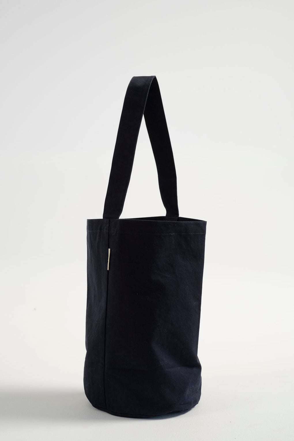 7115 by Szeki-Classic Carry All Bag-navy tote bag-blue tote bag-Idun-St. Paul