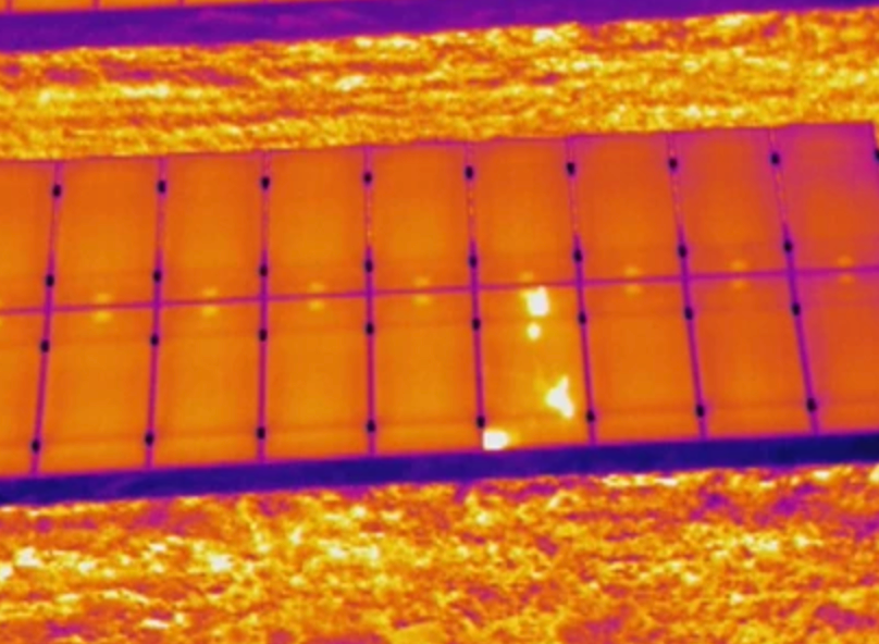 Solar Panel Failures in Thermal