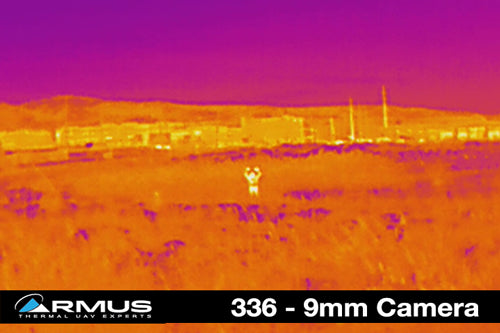 FLIR Zenmuse XT/ Vue Pro 336x256 resolution 9mm lense example photo