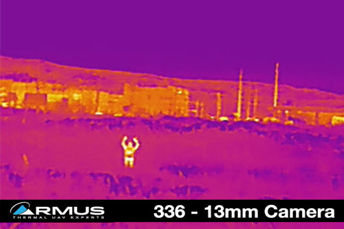 FLIR Zenmuse XT/vue pro 336x256 Resolution, 13mm Lens example photo