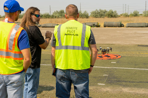 RMUS UAV Training