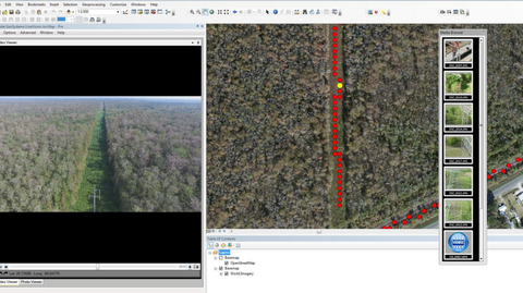Remote GeoSystems LineVision™ for Drone Data Management