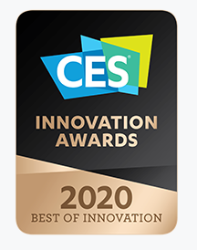 Doosan DS30 CES 2020 Innovation Award