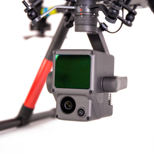 DJI Zenmuse L1 - LiDAR and RGB for Aerial Surveying