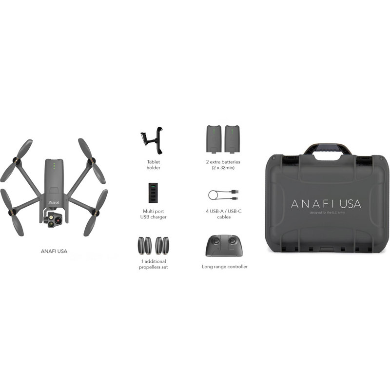 Parrot Anafi USA - Drone Made in the USA