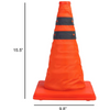 Collapsible Safety Cones (4 pack)