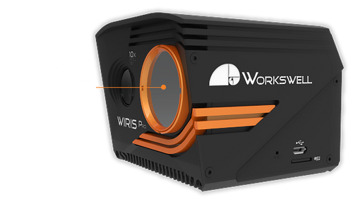 Workswell WIRIS® Pro 30hz, 128GB, 45 FOV