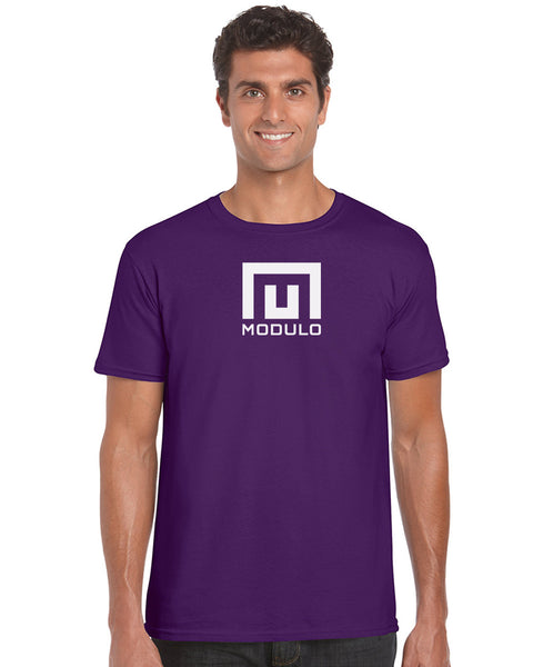 Modulo T-Shirt - Unisex Purple