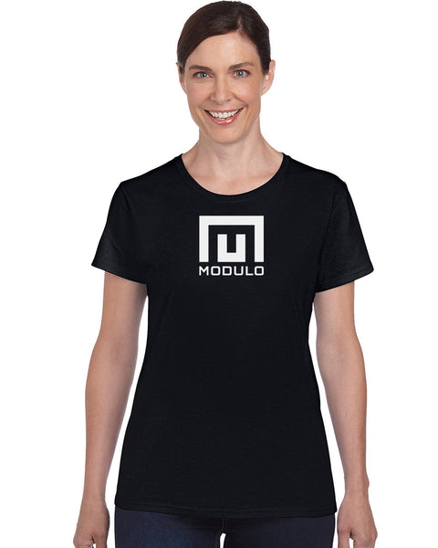Modulo T-Shirt - Women's Black