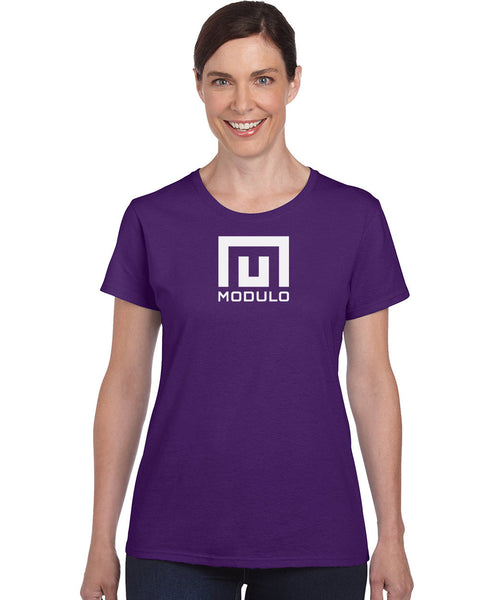 Modulo T-Shirt - Women's Purple