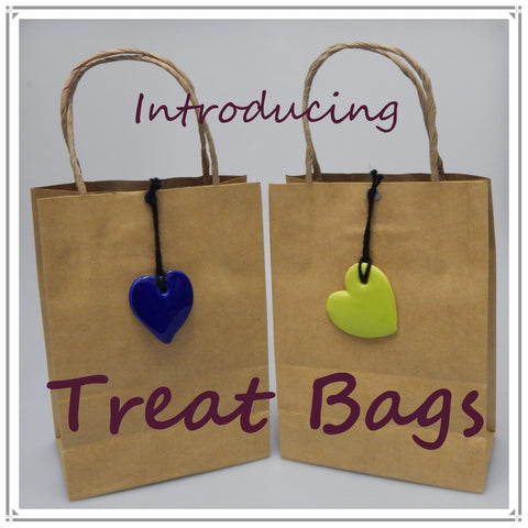 Buy your Treat Bag at Vivre, Nelson, NZ, it's simply a bag of treats so you just need to enjoy your surprise
