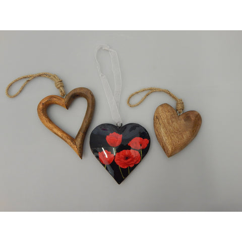 Huge selection of hearts and shabby chic gift ideas at Vivre, Nelson, NZ
