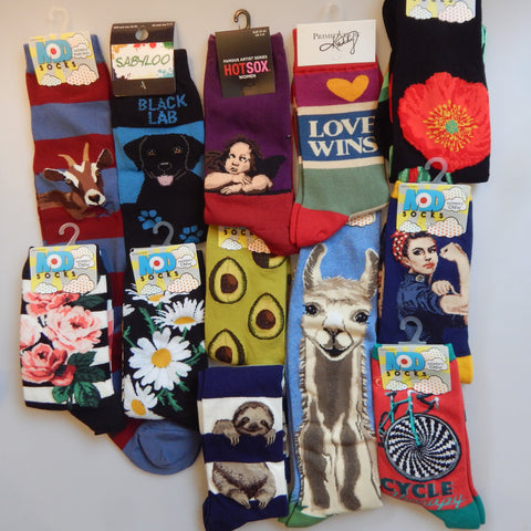 12 Pair of Socks Pack