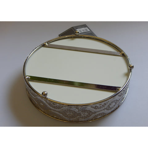 Silver Mirror Tray buy now at Vivre, Nelson, NZ, unique gifts and beautiful things for you and your home