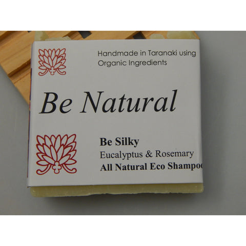 Shampoo Bar from the Be Natural Range