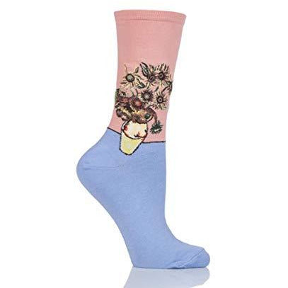 Buy Renowned Artist Series Hot Sox at Vivre, Nelson, NZ fun funky socks for art lovers bringing art to life