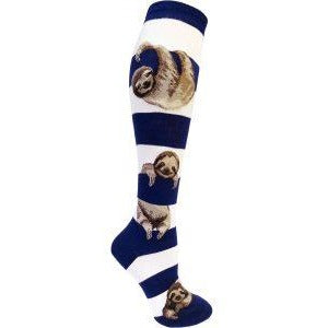 Sloth Knee High Socks