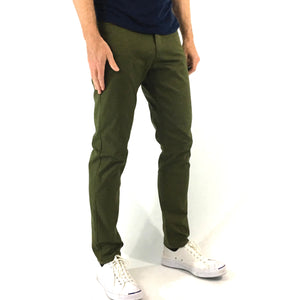 Stretch Twill Pant - KIT CULTURE