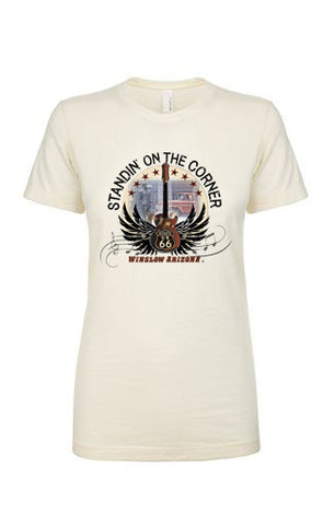 Standin' on the Corner Women's T-shirt