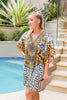 JUNGLE FEVER KAFTAN