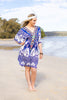 FEATHER DREAMS KAFTAN
