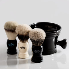 Luxurious Shaving Brush|Blaireau de Luxe