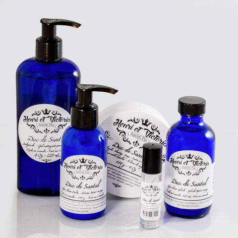 Duc de Santal - After Shave Splash - 120ml