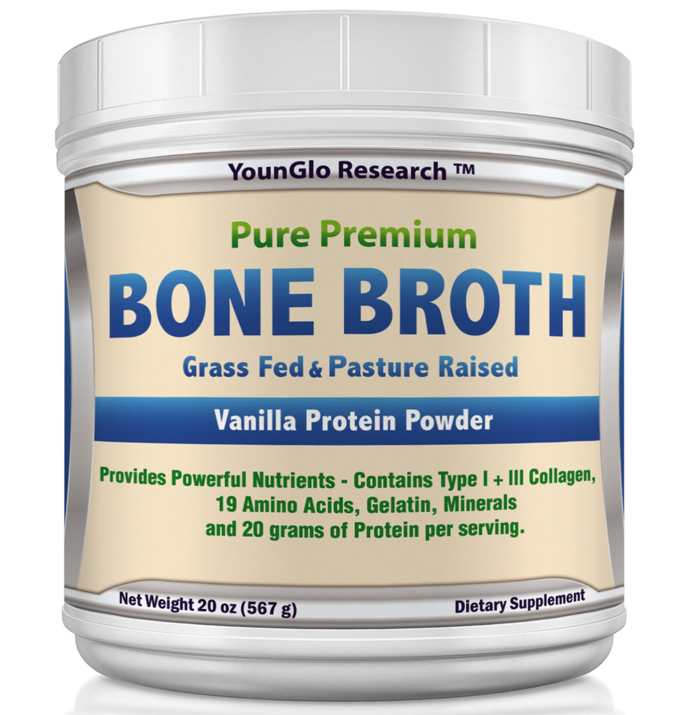 Vanilla Bone Broth Protein Powder