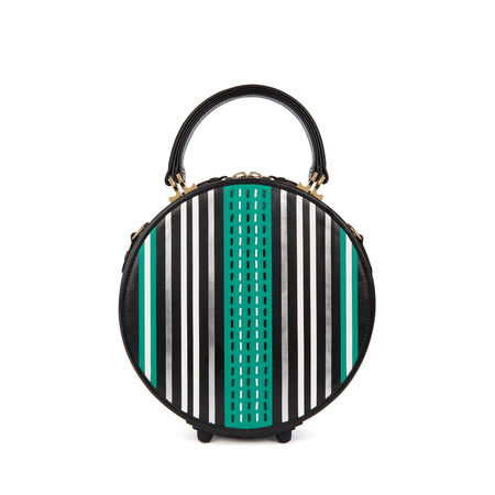 KELLY FRINGE SADDLE BAG