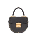 KELLY SAFFIANO SADDLE BAG