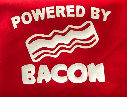 Dog Bandana Powered By Bacon.