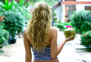 Coconut Oil for Hair?  BIG Benefits!