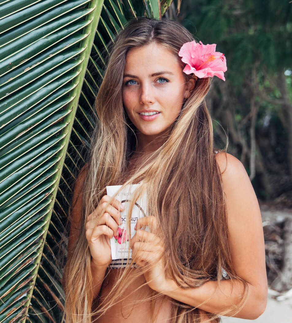 ST. TROPICA Hair oil mask Review