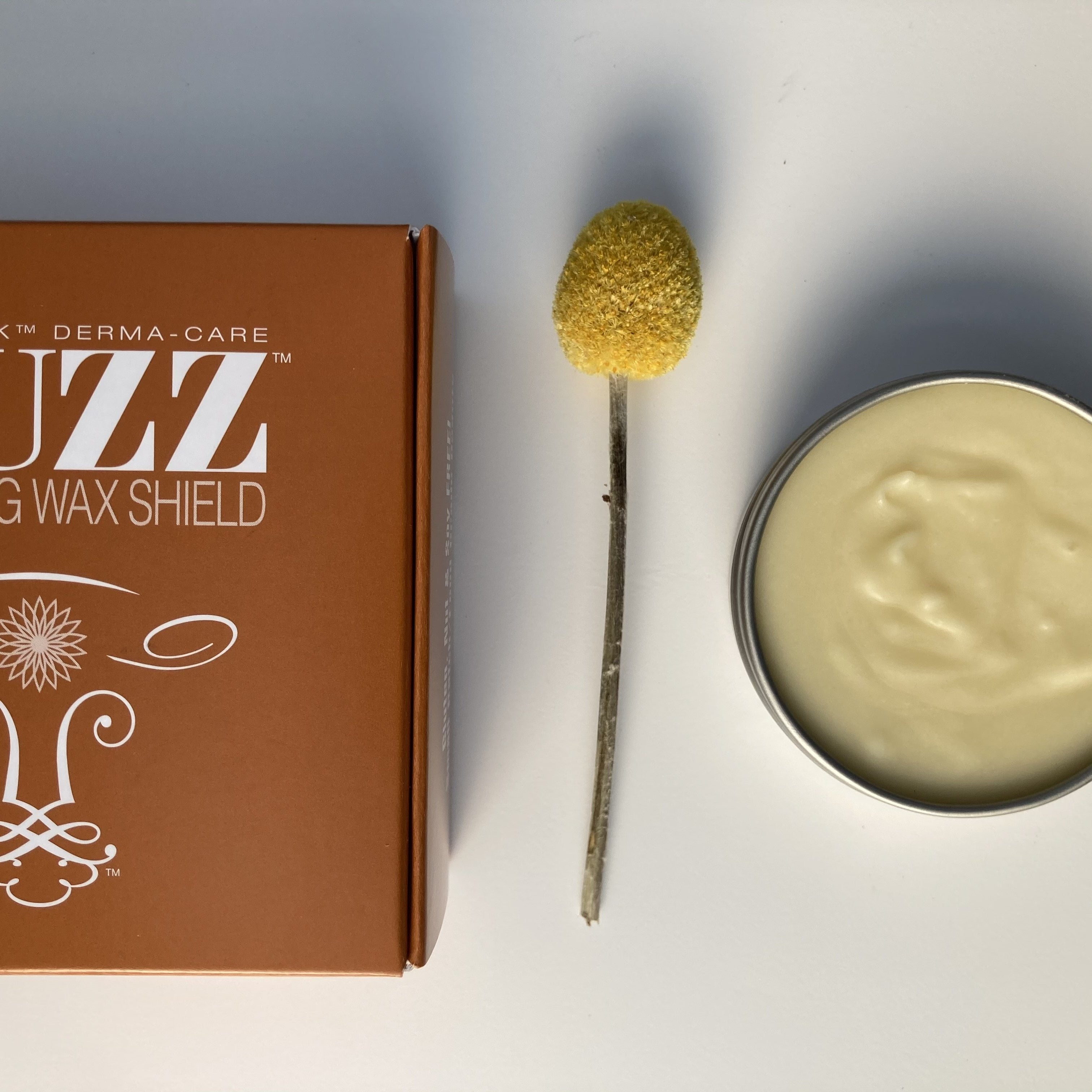 BUZZ™ Soothing Wax Shield
