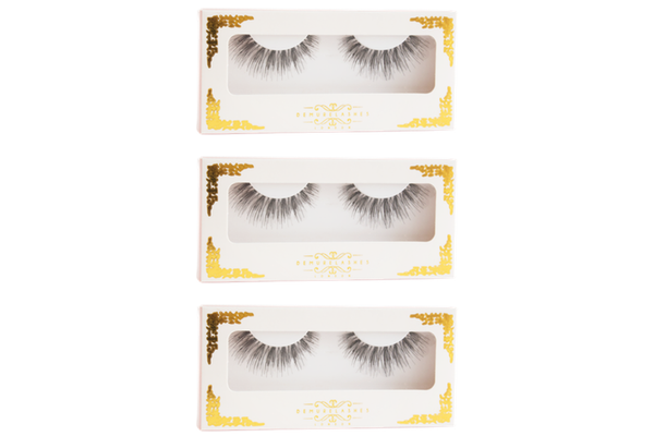 Premium Lashes Chloé 3 Packets