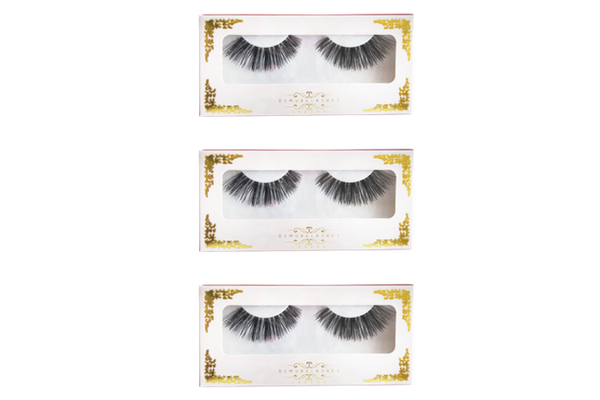 Premium Lashes Scarlett 3 Packets