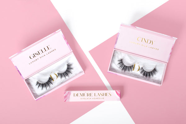 SILK LASHES COLECTION