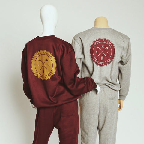LAINA RAUMA COUNTRY CLUB SWEATPANTS