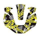 MILLER digital ELITE 257213   WELDING HELMET WRAP DECAL STICKER  jig welder 11