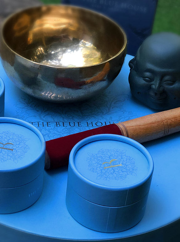 Buddha Ritual Set - THE BLUE HOUSE