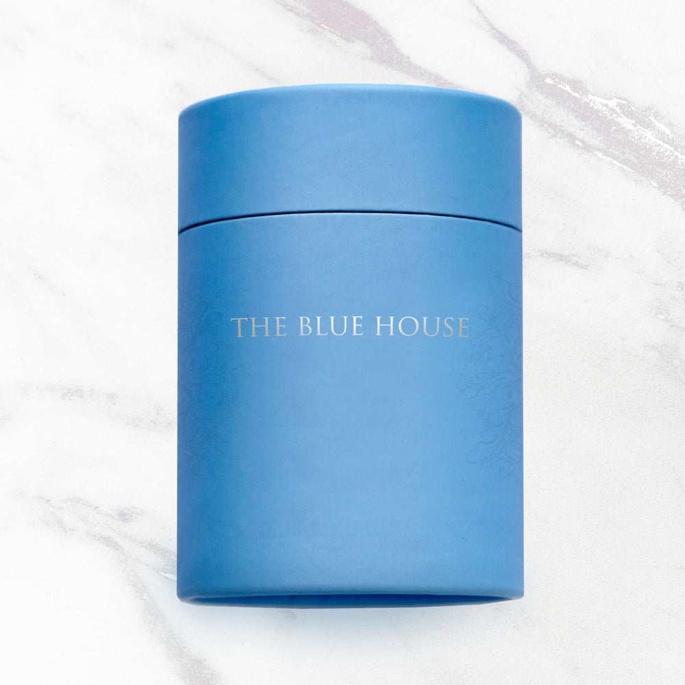 Emperor's Jasmine Blooming tea - THE BLUE HOUSE